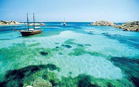 Отдых на острове Сардиния. Лучшие отели для семейного отдыха.