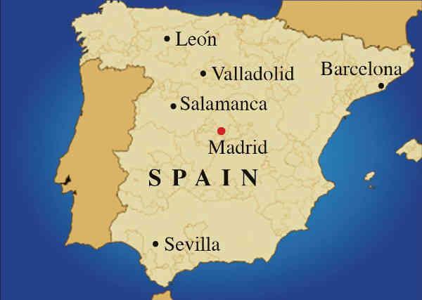 Испания от А до Я