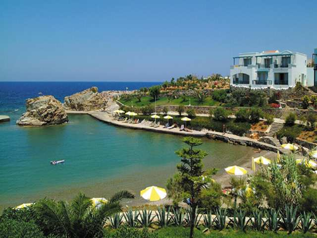 Отели Греции. Крит
