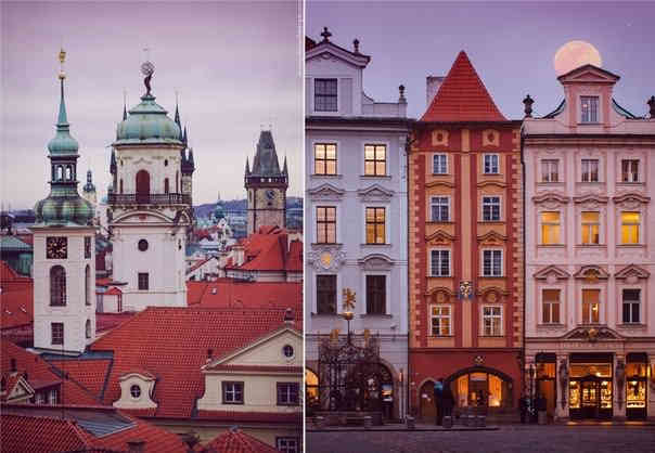 Путеводитель по Чехии. Что посмотреть в Праге?