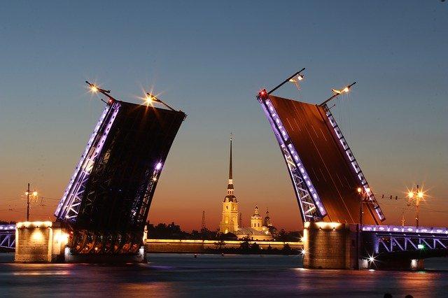Горящие туры в Санкт-Петербург