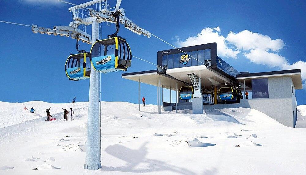 На курорте Майрхофен откроется новая канатная дорога