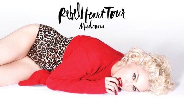 Концерт Мадонны в Бангкоке