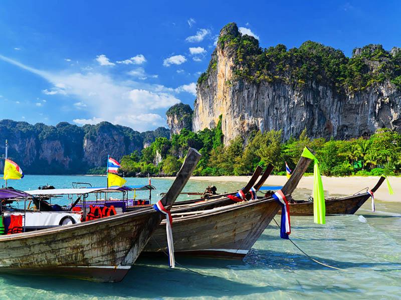 Таиланд с вылетом из Волгограда!