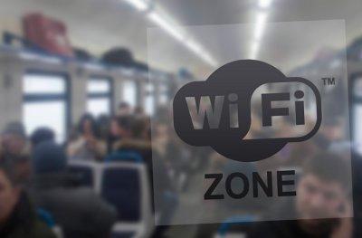 РЖД обеспечит все поезда дальнего следования сетью wi-fi к 2020 году