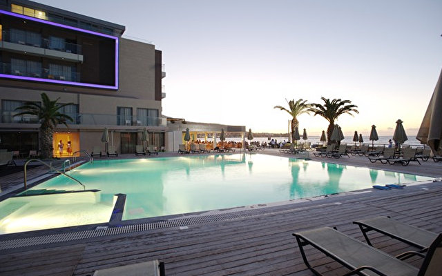 Пополнение коллекции Pegas Select - Aktia Lounge Hotel & Spa, Греция, Крит!