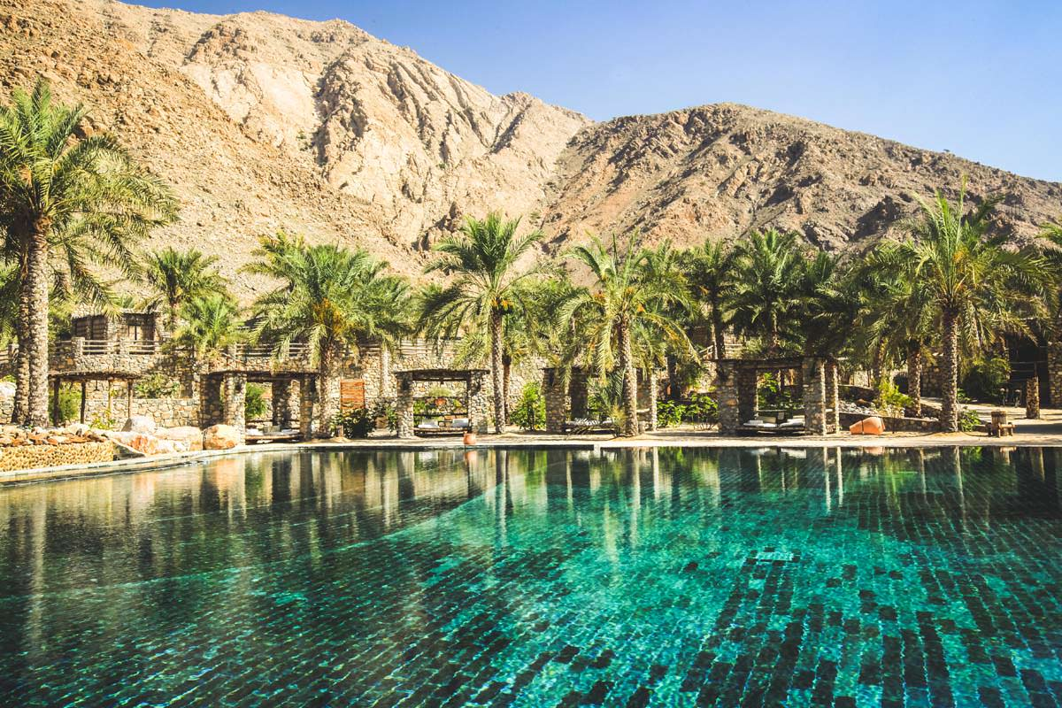 Туры на прямых рейсах в Оман - эксклюзив PEGAS Touristik