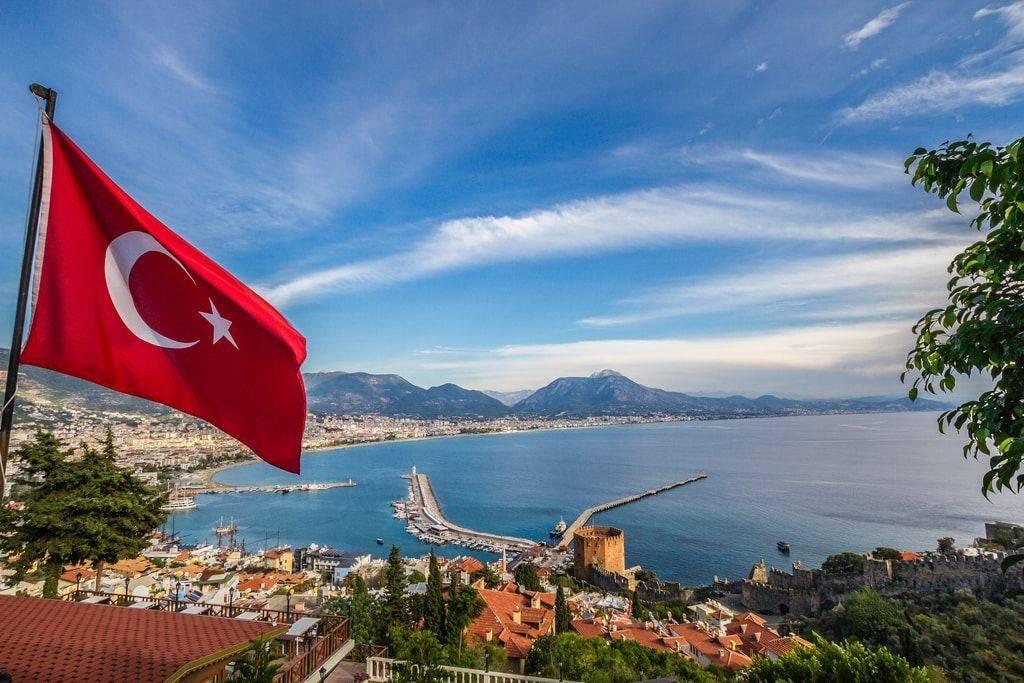 Открытие Турецкого сезона Весна-Лето 2018
