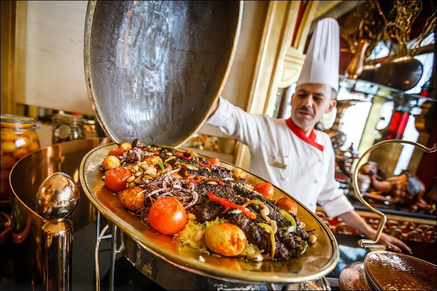 В Дубае начался кулинарный фестиваль