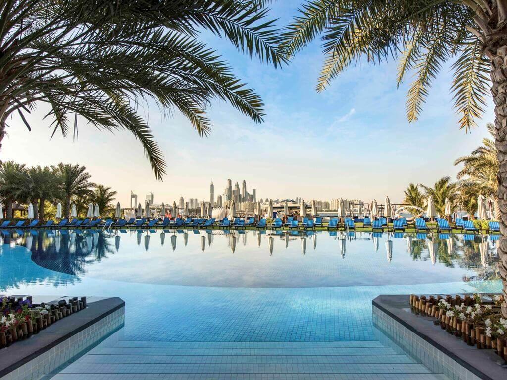 Дополнительные преимущества при проживании в Rixos The Palm Dubai